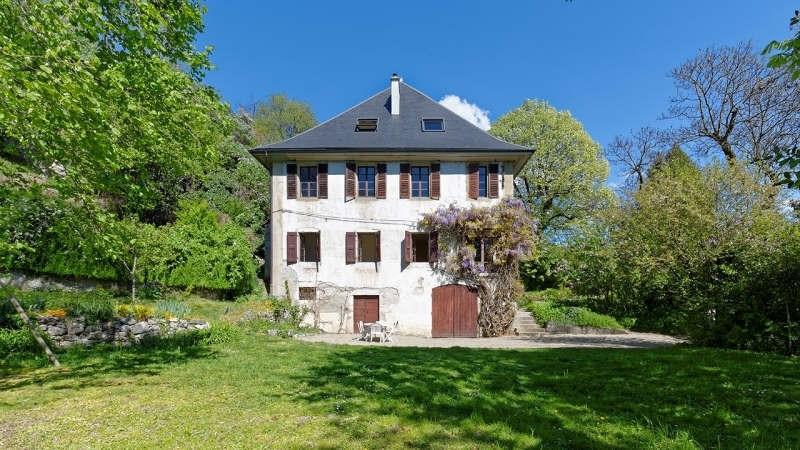 Vente de prestige maison / villa St alban leysse 660000€ - Photo 1