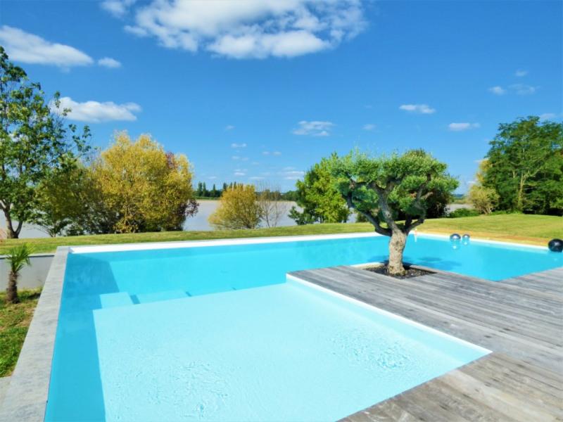 Deluxe sale house / villa Izon 931500€ - Picture 2