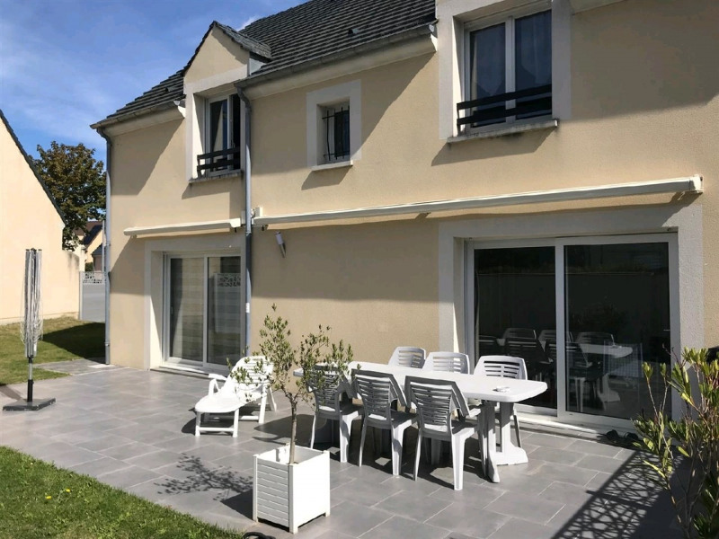 Sale house / villa Le plessis bouchard 520 000€ - Picture 1