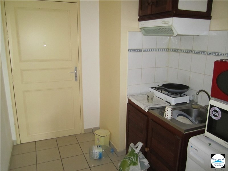 Investment property apartment St gilles les bains 105000€ - Picture 2