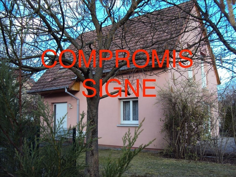 Vente maison / villa Rixheim 335000€ - Photo 1