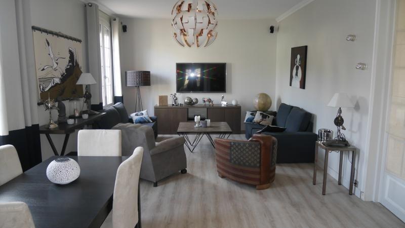 Vente maison / villa Gagny 566000€ - Photo 1