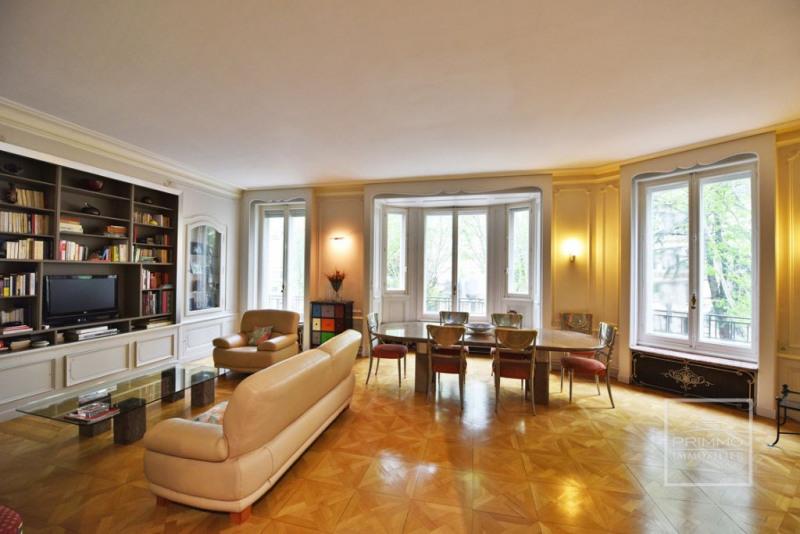 Vente de prestige appartement Lyon 6ème 1280000€ - Photo 2