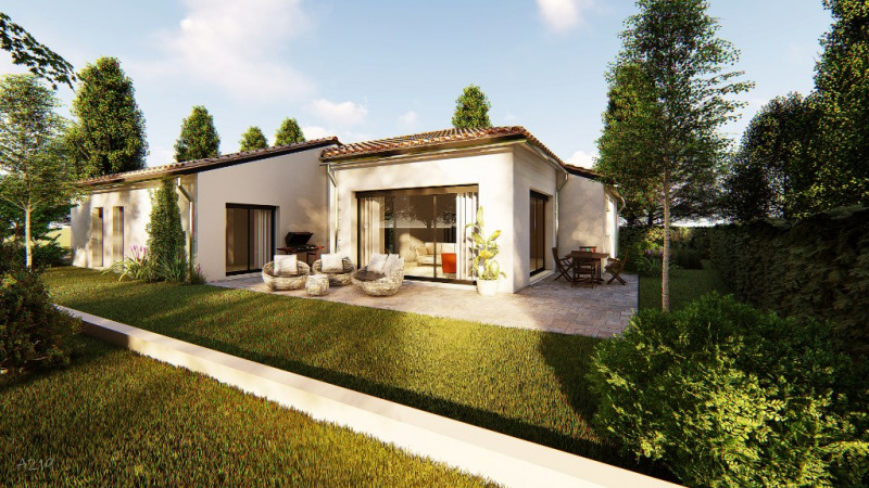 Sale house / villa Mours saint eusebe 295 000€ - Picture 2