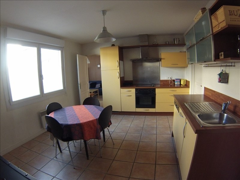 Rental apartment Nantes 630€ CC - Picture 1