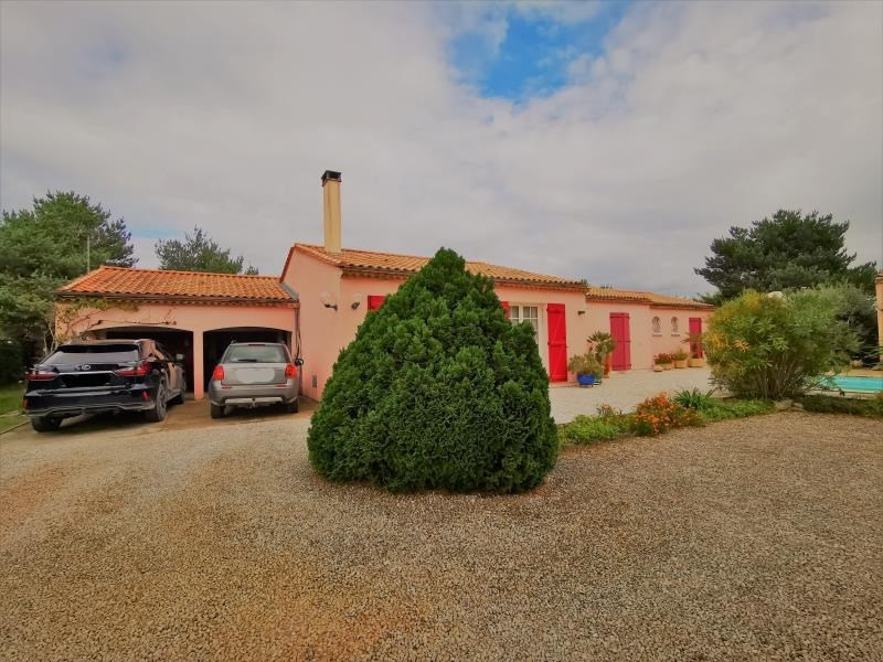 Sale house / villa La lande de fronsac 368500€ - Picture 4
