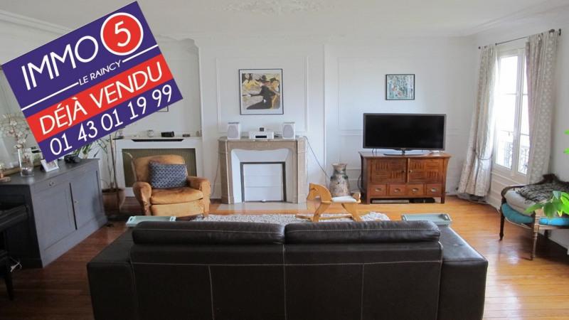 Sale apartment Le raincy 395000€ - Picture 1