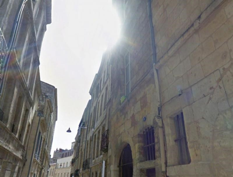 Vente appartement Bordeaux 79 500€ - Photo 1