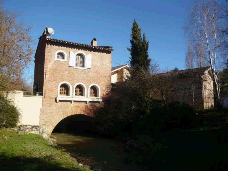 Deluxe sale house / villa Montrabe 627000€ - Picture 2