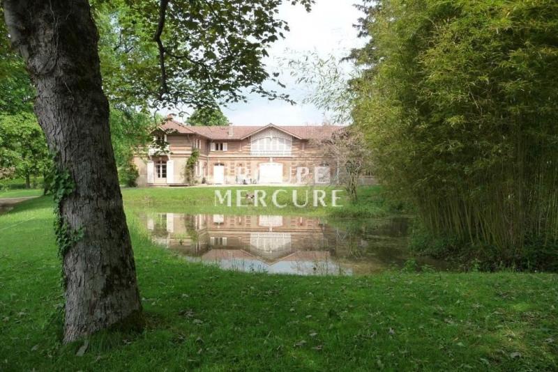 Vente de prestige maison / villa Pont de vaux 980000€ - Photo 2