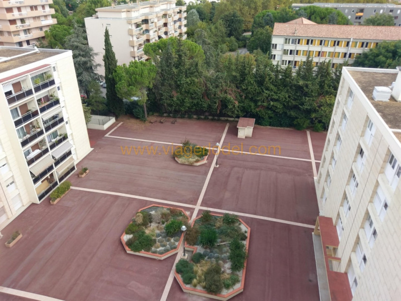 Life annuity apartment Montpellier 35 000€ - Picture 12