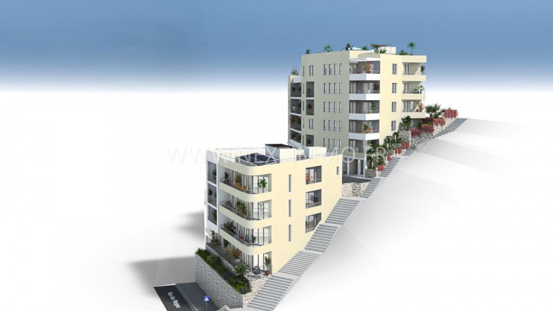 Deluxe sale apartment Beausoleil 840 000€ - Picture 3