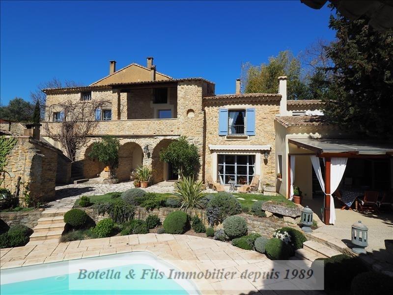 Verkoop van prestige  huis Uzes 745000€ - Foto 16