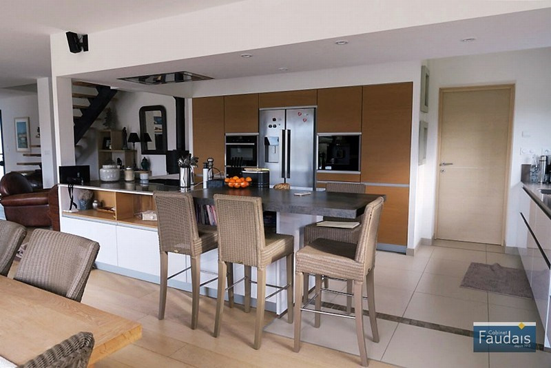 Verkoop van prestige  huis Anneville sur mer 640000€ - Foto 2