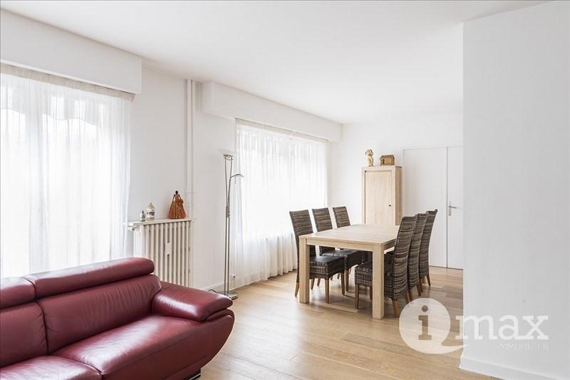 Vente de prestige appartement Levallois perret 1100000€ - Photo 2