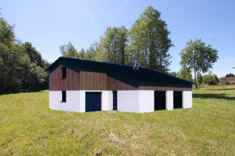 Sale site Bergerac 38500€ - Picture 1