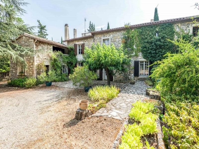 Immobile residenziali di prestigio casa Boulbon 899000€ - Fotografia 2