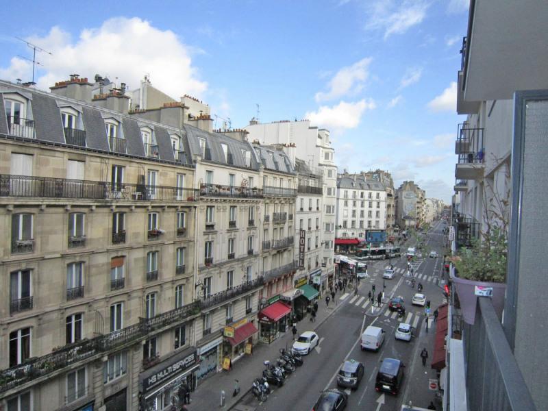 Rental apartment Paris 10ème 1262€ CC - Picture 5