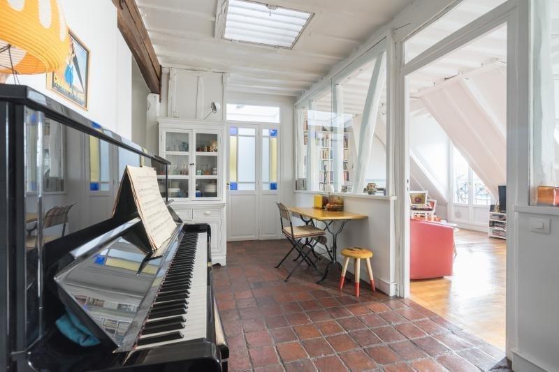Deluxe sale apartment Paris 4ème 1160000€ - Picture 3