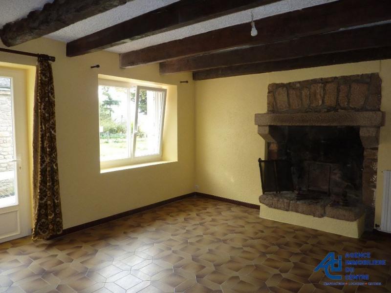 Vente maison / villa Bieuzy 74000€ - Photo 2