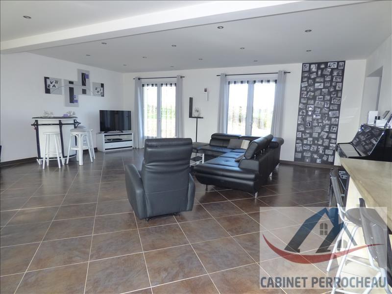 Vente maison / villa La chartre sur le loir 308000€ - Photo 3