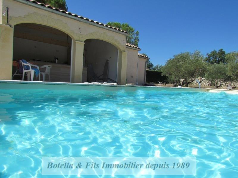 Vente maison / villa Barjac 399000€ - Photo 12