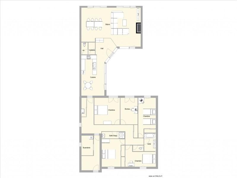 Vente maison / villa Le gond pontouvre 291000€ - Photo 9