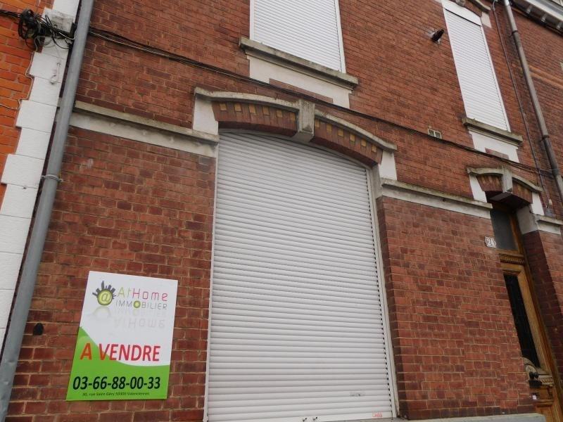 Vente maison / villa Valenciennes 157500€ - Photo 3