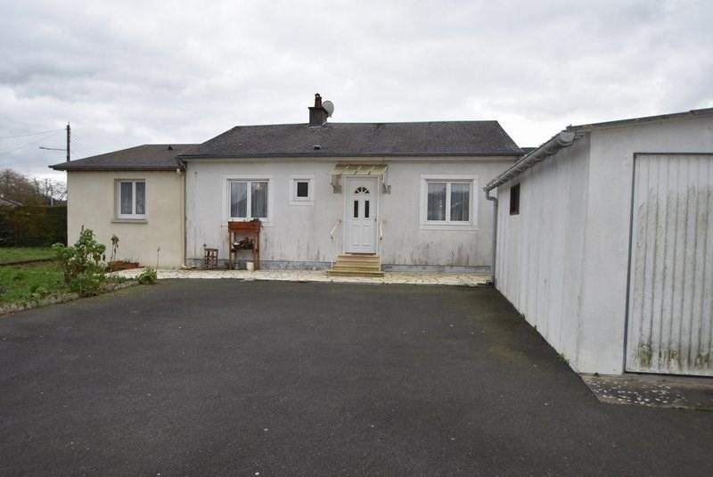 Venta  casa Isigny sur mer 109500€ - Fotografía 6