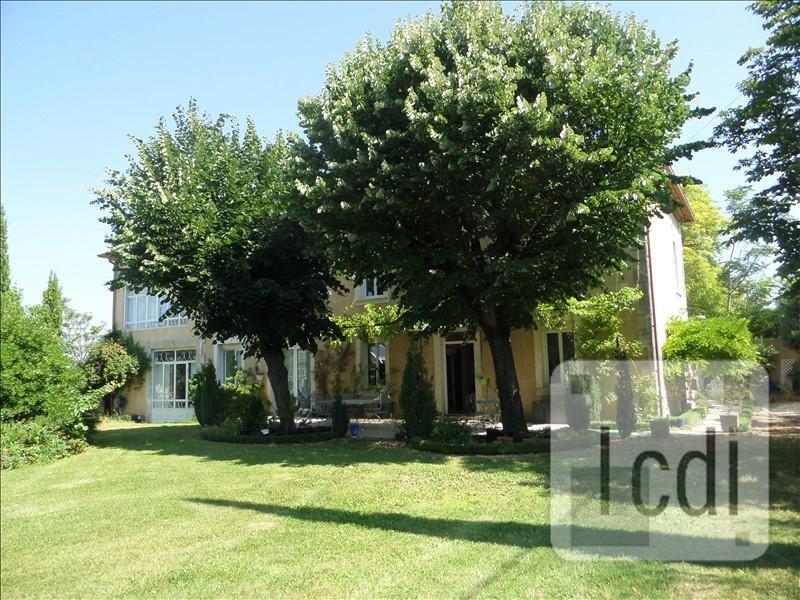 Vente de prestige maison / villa Bollène 741600€ - Photo 1