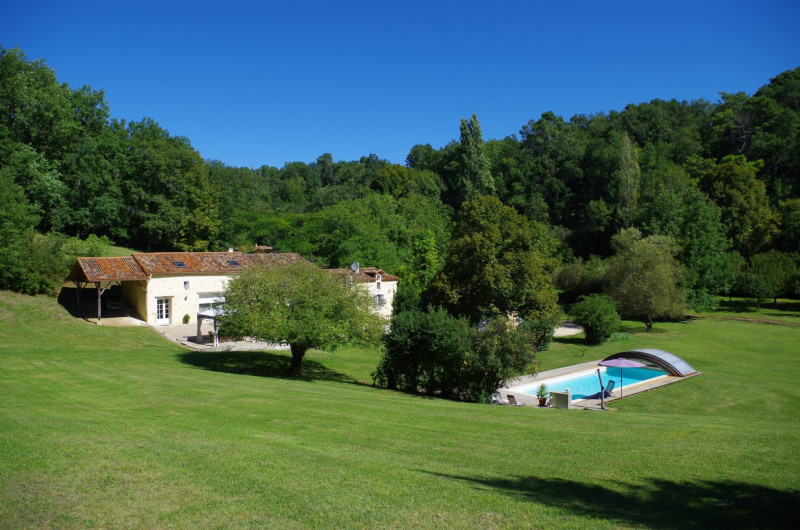 Vente maison / villa Douzillac 519450€ - Photo 3