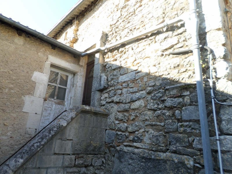 Produit d'investissement immeuble Lussac les chateaux 80500€ - Photo 8
