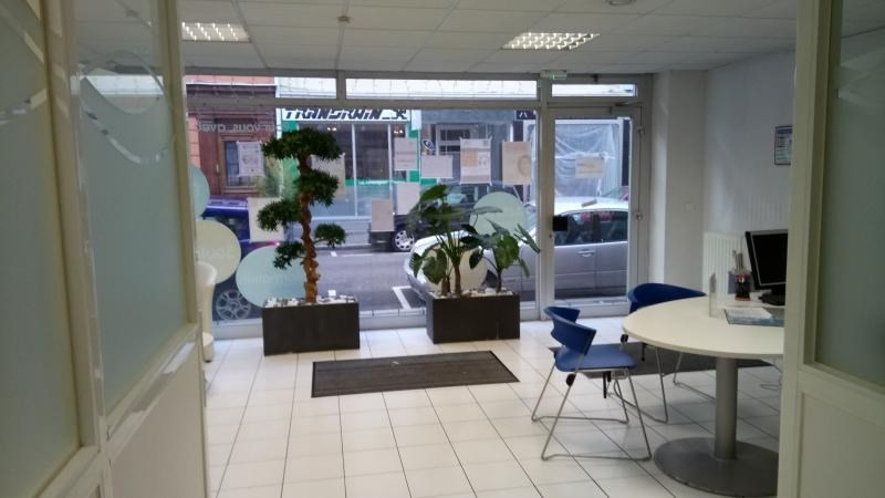 Location local commercial Mulhouse 1 250€ HT/HC - Photo 1