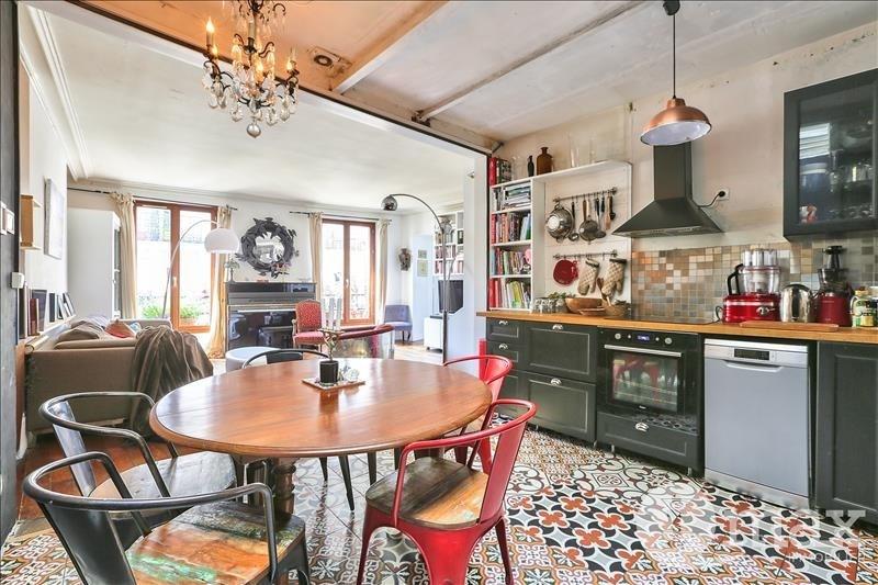 Vente de prestige appartement Paris 2ème 1040000€ - Photo 2