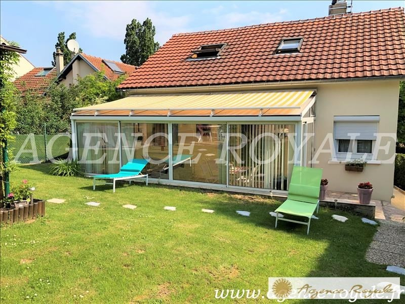 Vente maison / villa Fourqueux 599 000€ - Photo 1