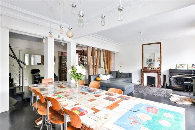 Vente appartement Paris 19ème 1100000€ - Photo 1