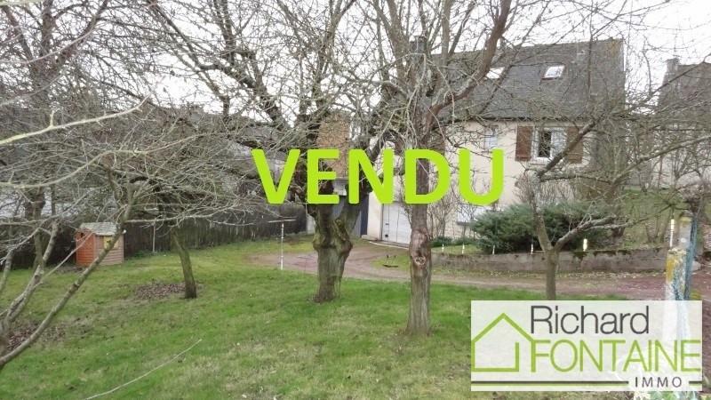 Vente maison / villa Chartres de bretagne 217350€ - Photo 1