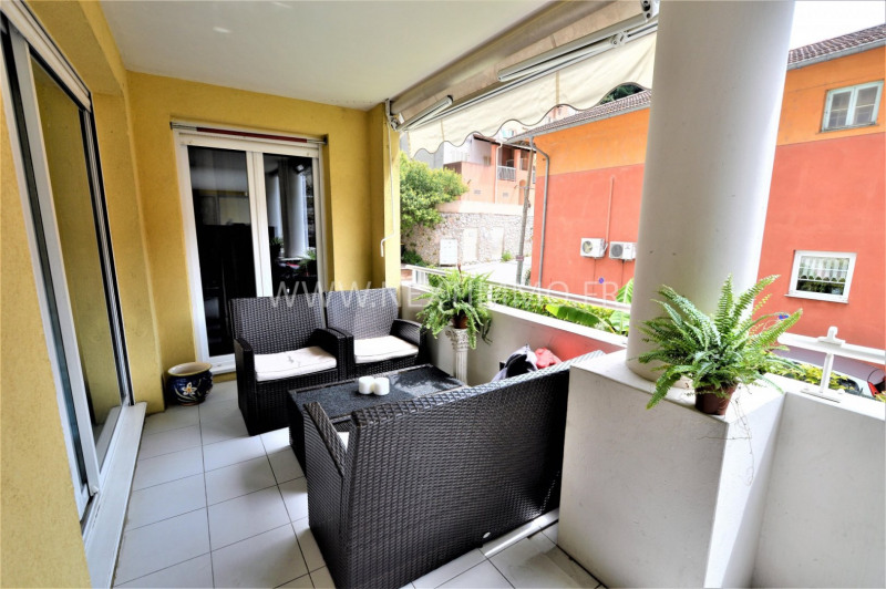 Vente appartement Menton 296 000€ - Photo 2