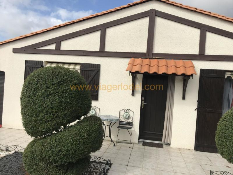 Lijfrente  huis Villenave-d'ornon 140000€ - Foto 1