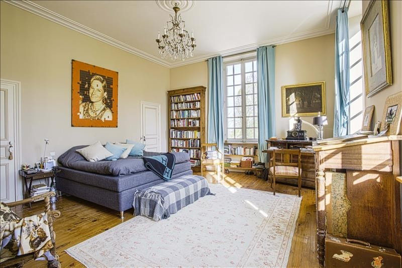 Revenda residencial de prestígio castelo Gonneville en auge 936000€ - Fotografia 8
