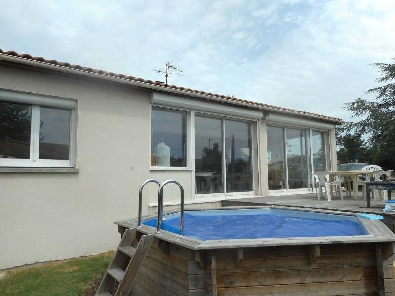Vente maison / villa St palais sur mer 388500€ - Photo 2
