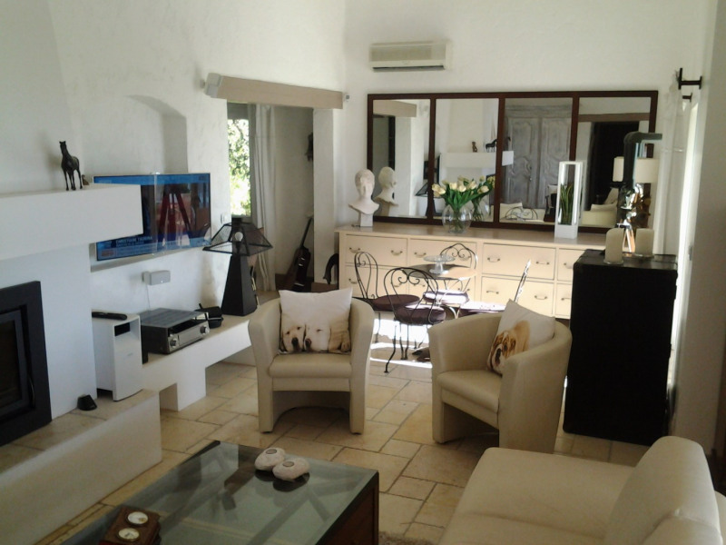 Vacation rental house / villa Les issambres 2250€ - Picture 9