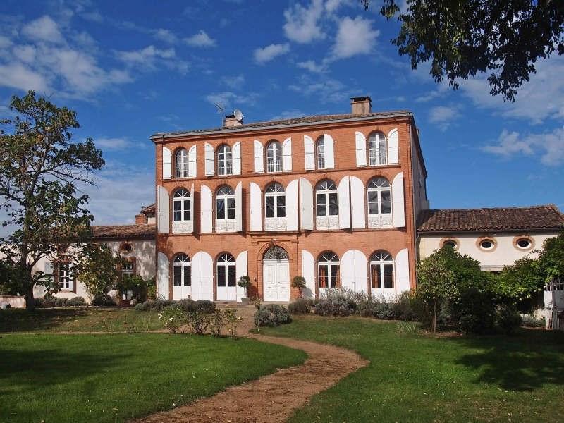 Deluxe sale house / villa Moissac 699000€ - Picture 1