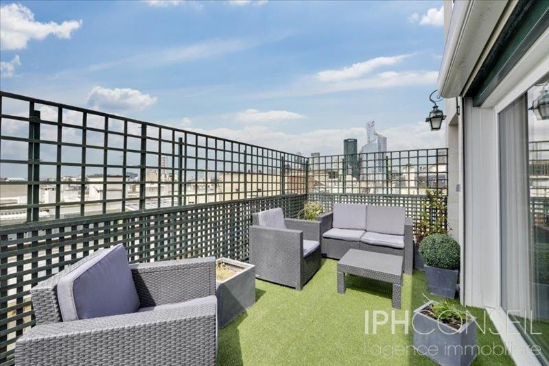 Vente de prestige appartement Neuilly sur seine 1390000€ - Photo 3