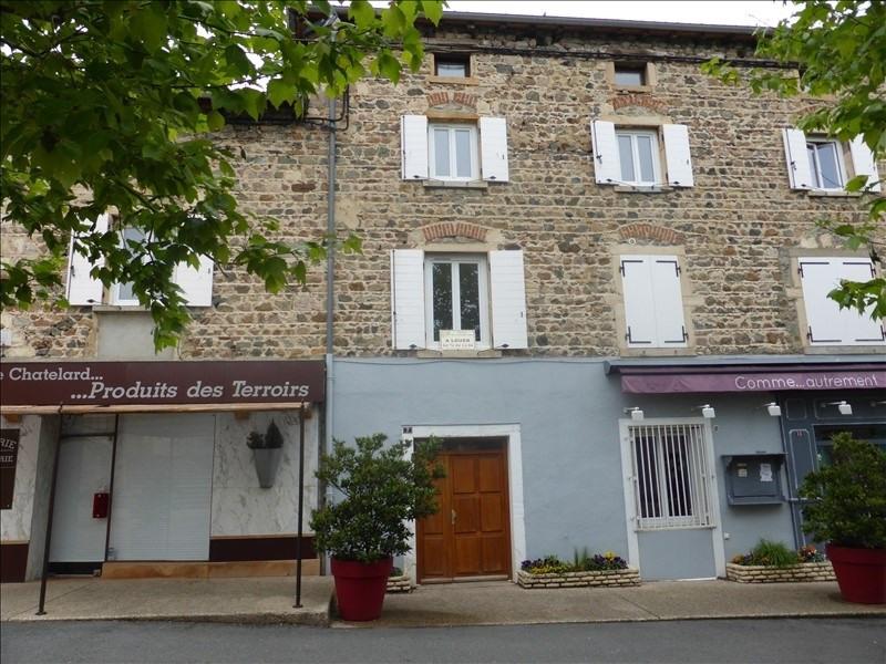 Investimento edifício Quincie en beaujolais 469000€ - Fotografia 1
