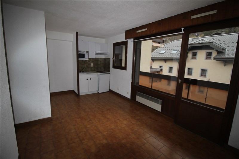 Rental apartment Saint gervais les bains 365€ CC - Picture 1