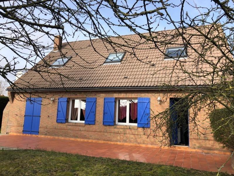 Vente maison / villa Estevelles 244000€ - Photo 2
