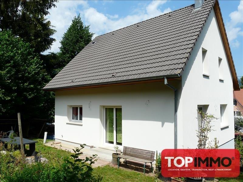 Sale house / villa Husseren wesserling 202000€ - Picture 3