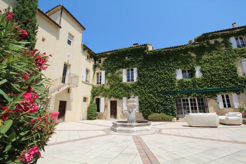 Deluxe sale house / villa Vedene 1899000€ - Picture 2