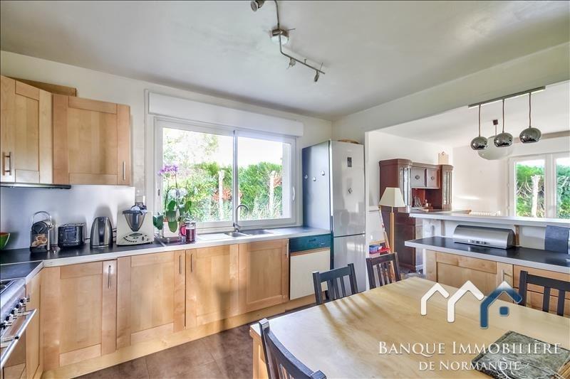 Vente maison / villa Herouville st clair 285000€ - Photo 2